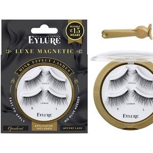 Eylure Luxe Magnetic Opulent Accent Lashed